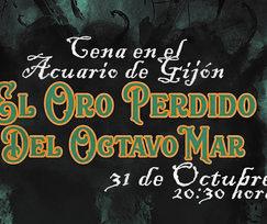 Halloween con YURMUVI en el Acuario de Gijón