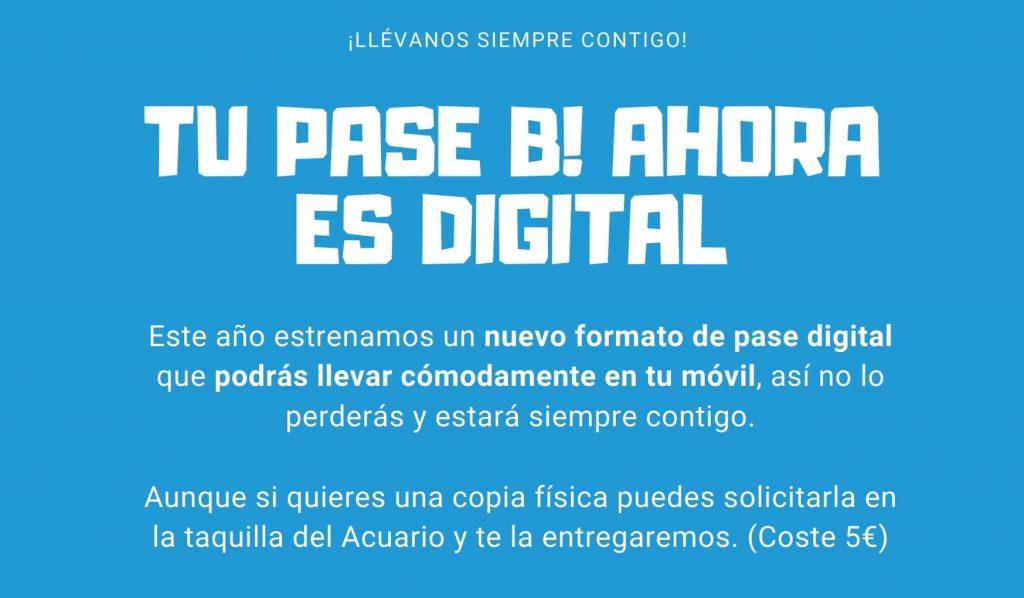 Pase digital