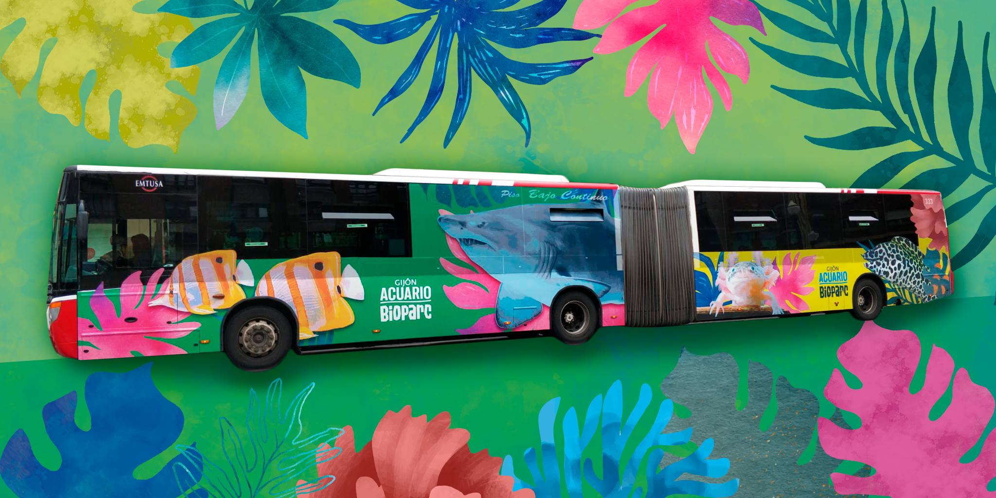Bases Concurso: Bus Verano 2021 Sube tu foto a Instagram