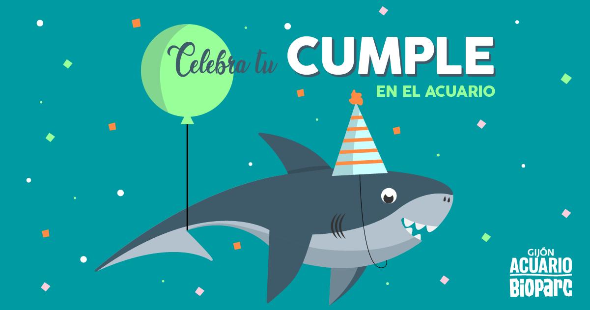 Lee más sobre el artículo ¡Vuelven los cumpleaños al Acuario!